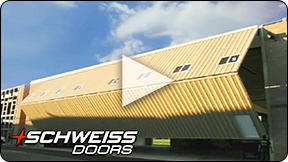 Schweiss Doors is Simple, safe and smooth.