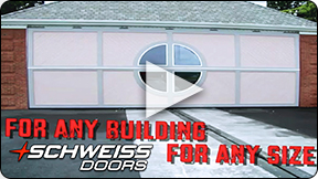 There is a Schweiss Door for any size building