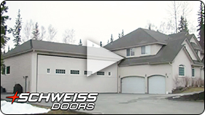 Schweiss Doors is custom-built door leader.