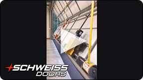 Doctor's liftstrap door in Nashville, Tennessee opens