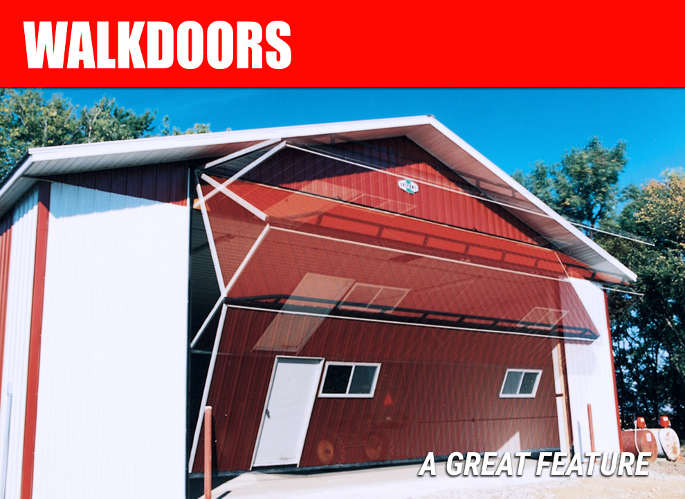 Walkdoors