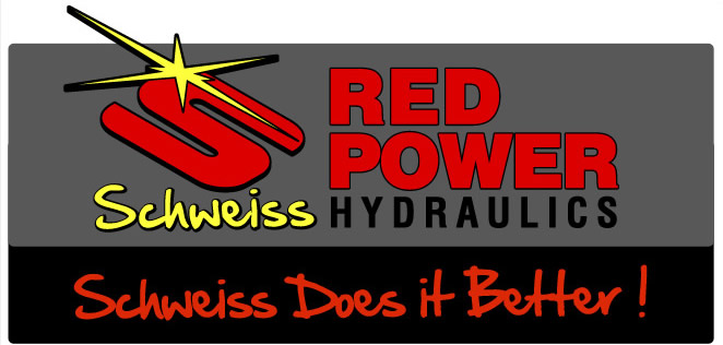 Red Power Hydraulics - Schweiss Does it Better!
