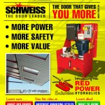 Newsletter for the Hydraulic Door World.