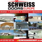 Schweiss Doors Europe will be at the aeroExpo in 2013
