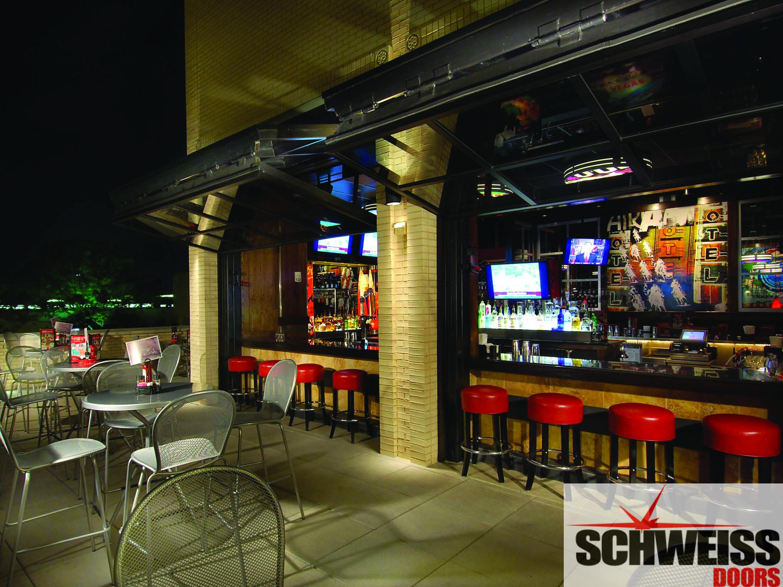 TGIF Restaurant & Schweiss restaurant doors have become the rage. - 4 | Schweiss ... Pezcame.Com