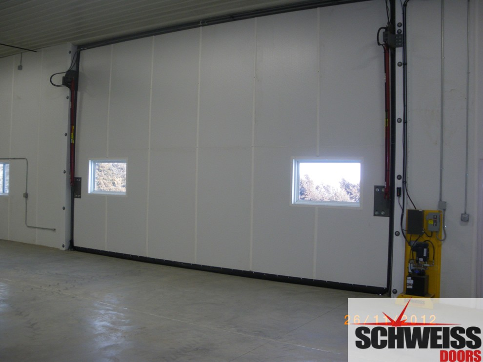 Hydraulic Doors For Car Rv And Bike Garages 18