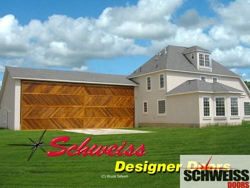 Schweiss Hydraulic Designer Doors
