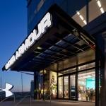 Under Armour Corporation gets Schweiss Designer Door for Baltimore, Maryland store