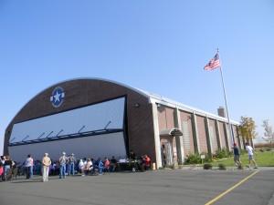 Schweiss Museum Hangar Doors