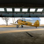 Aviation Hangar Doors - Biplanes