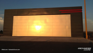 Mirage Appliances buys Schweiss Hangar Doors