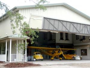 Schweiss Hangar Doors
