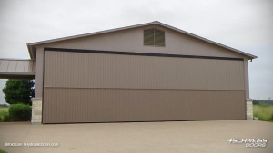 HorseShoe Bay Schweiss Hangar Doors